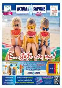 Volantini acqua e sapone volantini e offerte prodotti for Volantino acqua e sapone l aquila