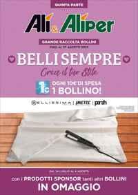 Volantino Ali & Aliper