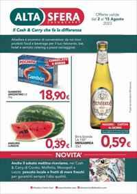 Volantino AltaSfera Lombardia