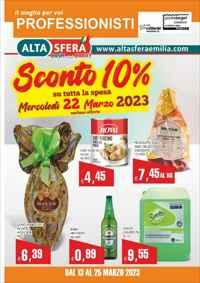 Volantino AltaSfera Puglia