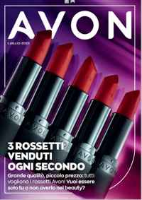 Catalogo Avon Mission
