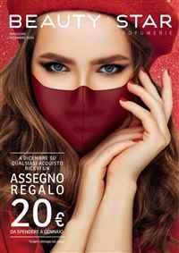 Volantino BeautyStar Profumerie Novembre