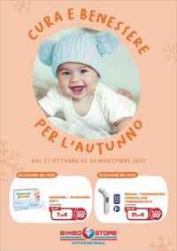 Volantino Bimbo Store Toys Center