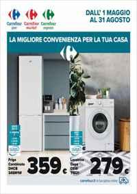 Volantino Carrefour Market Sud
