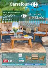 Volantino Carrefour Calabria