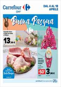 Volantino Carrefour Market Nord