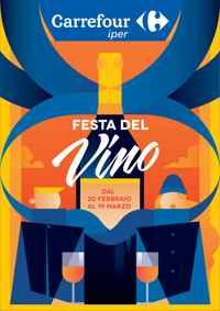 Volantino Carrefour Lazio