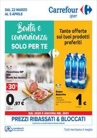 Volantino Carrefour - Viaggi