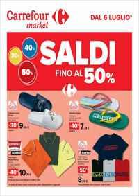 Volantino Carrefour Express Centro Nord