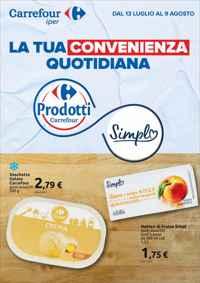 Volantino Carrefour Piemonte