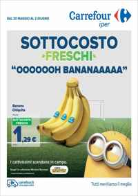 Volantino Carrefour Emilia Romagna