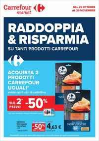 Volantino Carrefour Marche