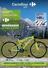 Volantino Carrefour iper Sardegna