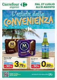 Volantino Carrefour Friuli Venezia Giulia