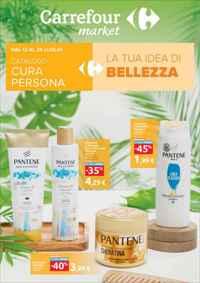Volantino Carrefour Market Sicilia