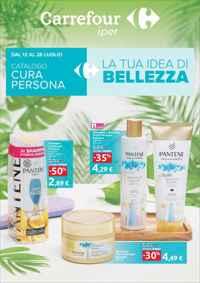 Volantino Carrefour iper Toscana