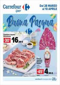 Volantino Carrefour iper Emilia Romagna