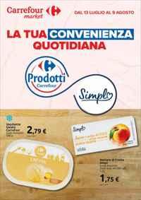 Volantino Carrefour Express Lazio