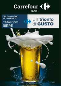 Volantino Carrefour Sardegna