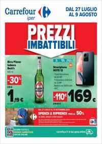 Volantino Carrefour Emilia Romagna - SCONTI AL 40% e tante altre ...