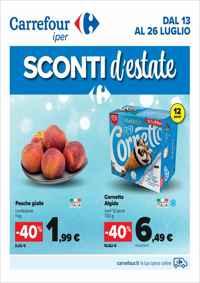 Volantino Carrefour Toscana