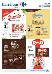 Volantino Carrefour Viaggi
