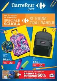 Volantino Carrefour Market Centro