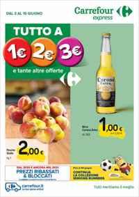 Volantino Carrefour Nord Italia