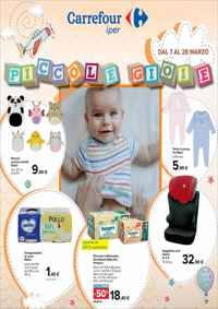 Volantino Carrefour iper Centro