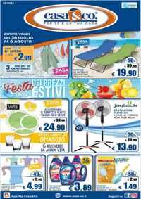 Volantino Casa&Co City Store