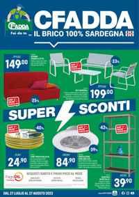 huge discount f658c 4de12 Volantini CFadda - Volantini e Offerte CFadda in San Sperate ...