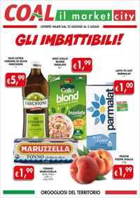 Volantino COAL Supermercato