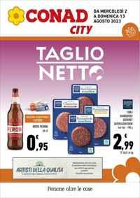 Volantino SPAZIO CONAD