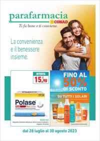 Volantino SPAZIO CONAD Umbria