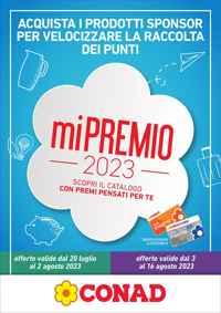 Volantino CONAD City Lazio