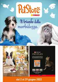 Volantino CONAD Pet Store