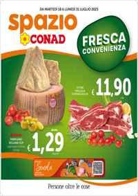 Volantino CONAD City Adriatico Centro