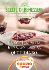 Volantino CONAD La Spezia e Lunigiana