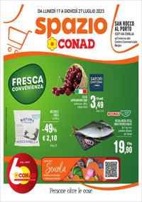 Volantino CONAD City (bilingue)