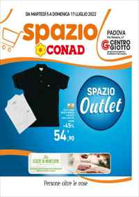 Volantino CONAD SPAZIO Sud