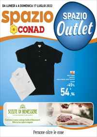 Volantino CONAD Margherita Piemonte