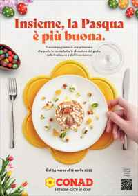 Volantino CONAD Ipermercato Adriatico SUD