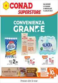 Volantino CONAD PetStore Adriatico