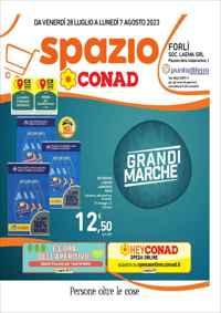 Volantino CONAD City Trento