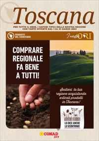 Volantino CONAD Pet Store Umbria