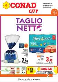 Volantino CONAD City