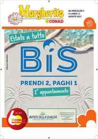 Volantino CONAD Ipermercato Adriatico