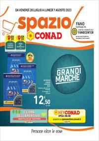 Volantino SPAZIO CONAD Lazio