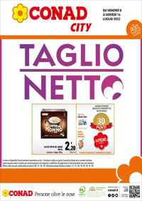 Volantino PETSTORE CONAD Adriatico