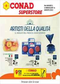 Volantino CONAD Ipermercato Adriatico Centro